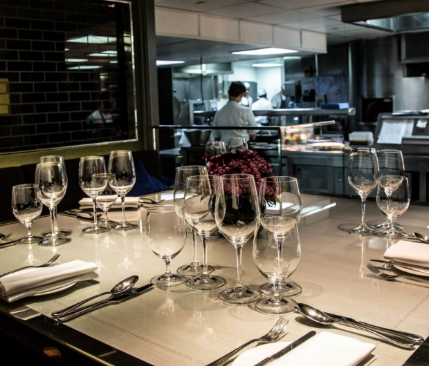 kitchen table restaurant london New Gallery maze
