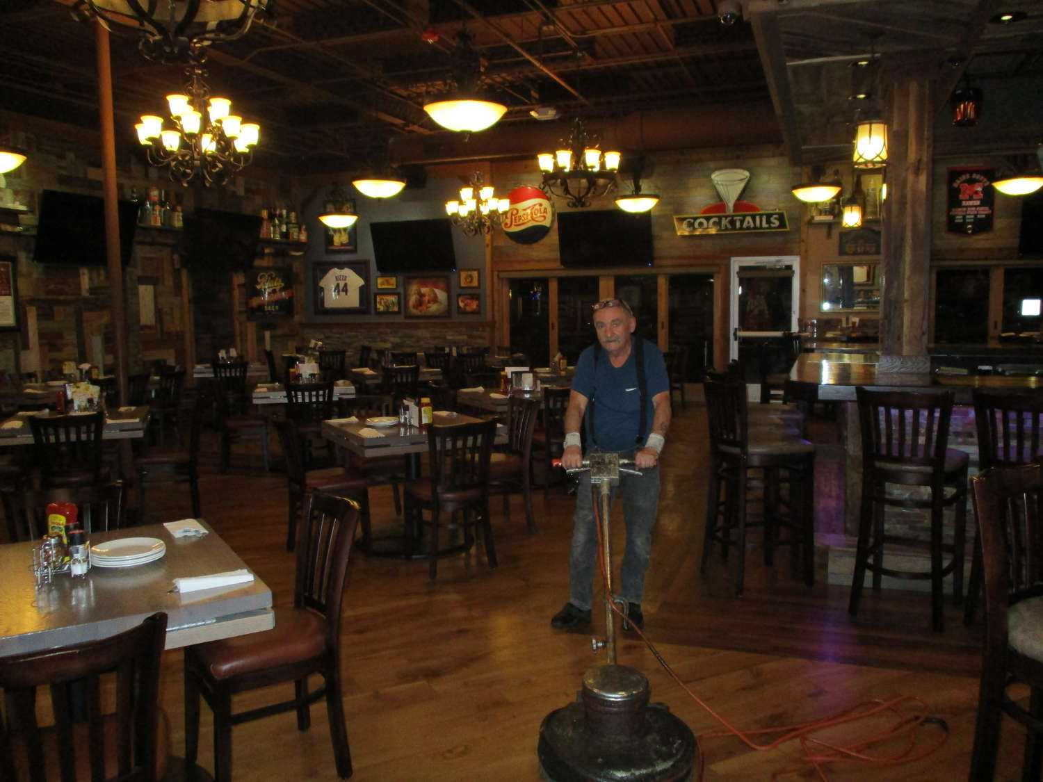 Andy's restaurant cleaning services chicago