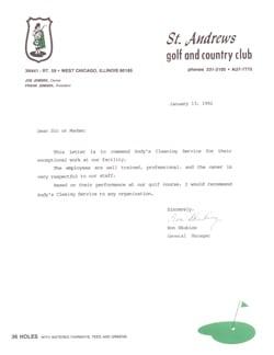 StAndrewsGandCC certificate