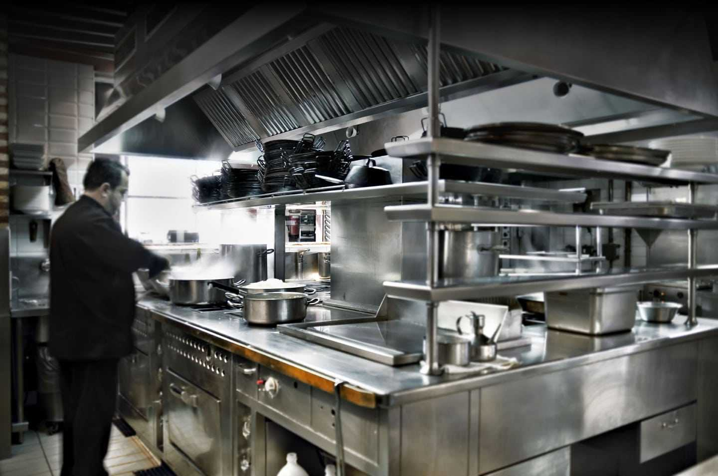 deep restaurant kitchen cleaning stepstep - andy